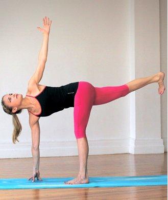 10 Fat-Burning Yoga Poses