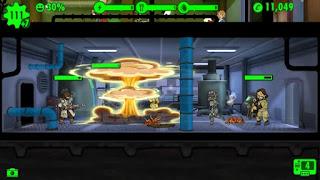 Jogo de simulação de vault para android com mega mod
