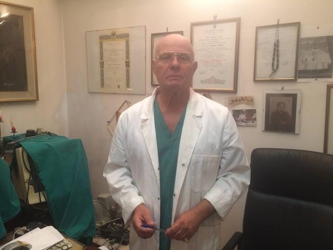"""Il tossicologo Massimo Persia: """"Occorre rilanciare la medicina territoriale"""""""
