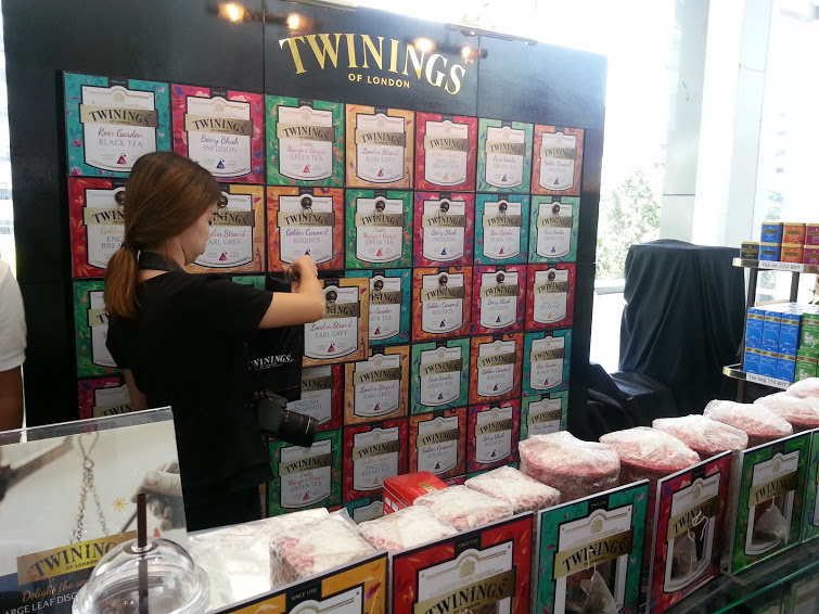Tea In The Ancient World Twinings On Location In Bangkok