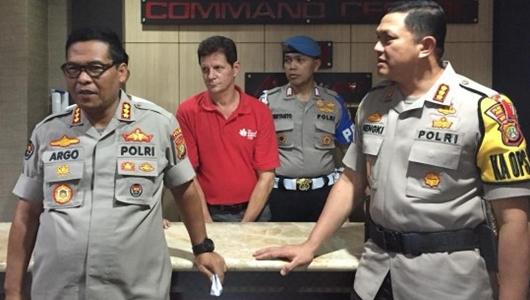 Warga AS Penghina Jokowi Terancam Hukuman 10 Tahun Penjara