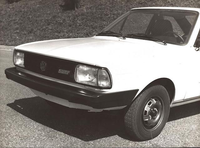 VW Passat Surf 1978