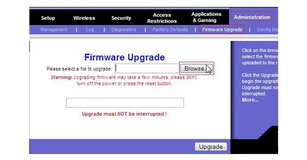 masalah firmware hingga ISP atau hardware.