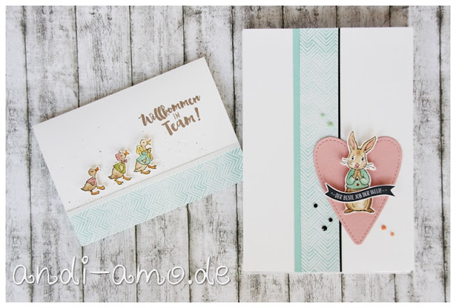 Stampin Up Fable Friends Geschenkset