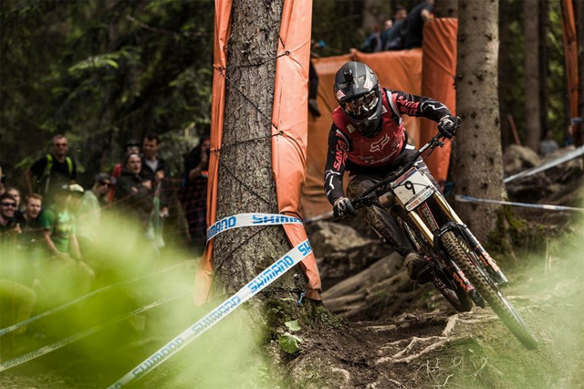 2016 Leogang UCI World Cup Downhill: Race Highlights