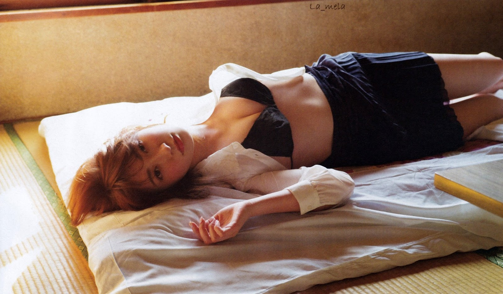 Yoshida Akari 吉田朱里 NMB48, Ex-Taishu 2017.06 (EX大衆 2017年06月号)