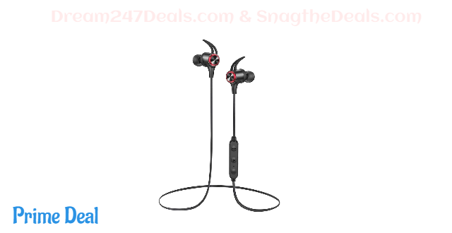 Upgraded Boltune Bluetooth 5.0 Earbuds 68% OFF