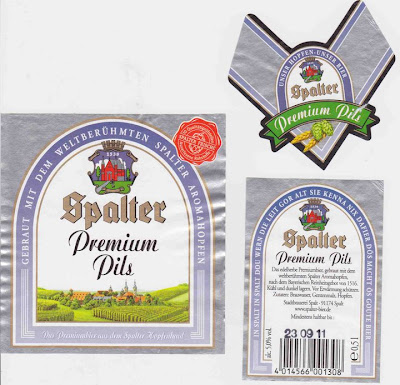 Stadtbrauerei Spalt/Spalt: Spalter Premium Pils (Nr. 93)