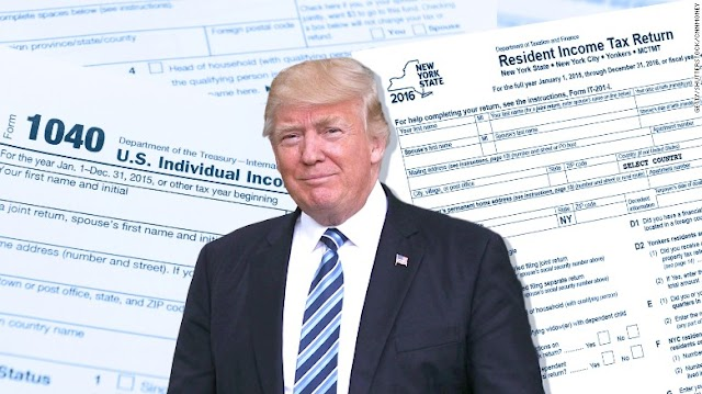 Trump's Financial Records Show Long History of Tax Avoidance