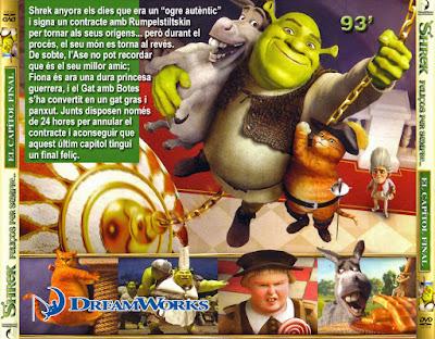 Shrek IV - Feliços per sempre