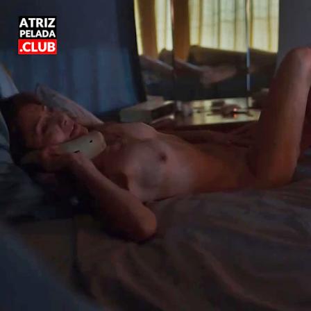"""Maria Fernanda Cândido nua no filme """"O traidor"""""""