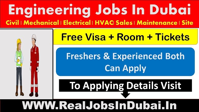 Engineering Jobs In Dubai UAE 2021