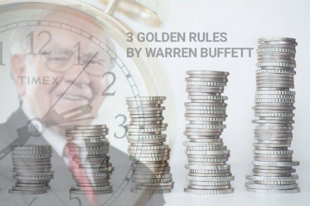 Warren Buffett Rules of Investing