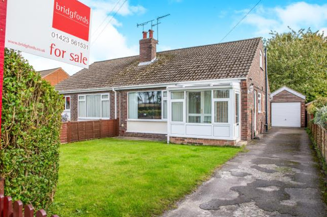 Harrogate Property News - 2 bed bungalow for sale Hillbank Grove, Harrogate, North Yorkshire HG1