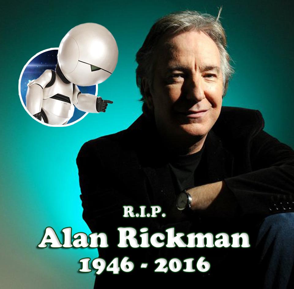 Muppet Stuff: RIP Alan Rickman (1946
