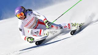 ESQUÍ ALPINO - La austríaca campeona olímpica Anna Veith anunció su retiro