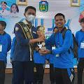 SMAN 3 Tebo Sabet Juara II Jambore Genre Tingkat Kabupaten