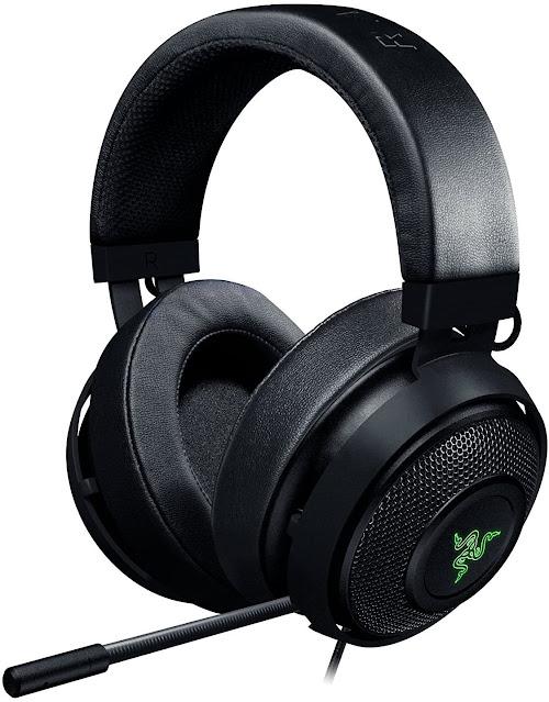 Razer Kraken 7.1 Chroma V2 - USB Digital Gaming Headset