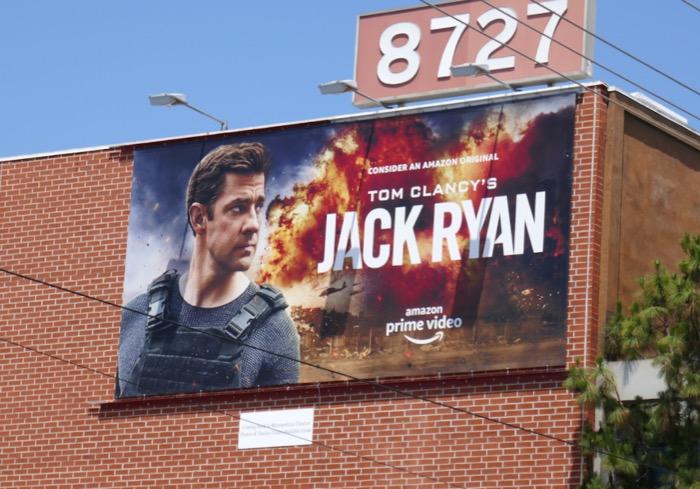 Jack Ryan season 1 Emmy FYC billboard