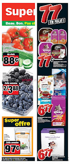 Super C Weekly Flyer and Circulaire April 26 - May 2, 2018