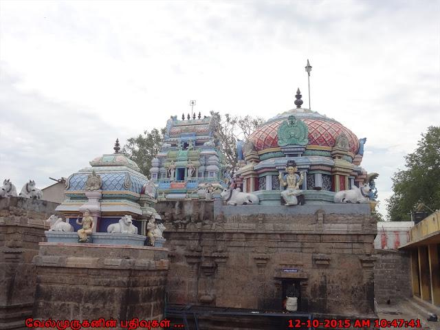 Kasi Vishwanathar Temple Tirupattoor