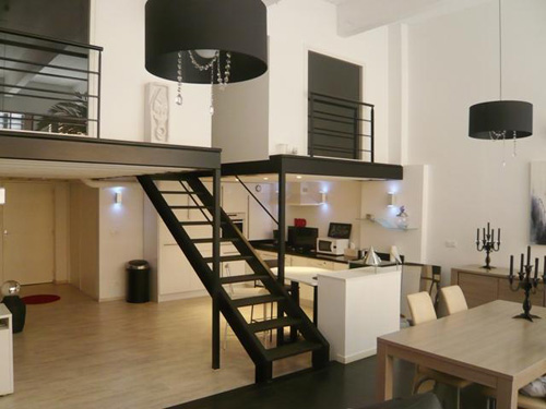 Lampara De Pie Mexico Suvire: Cómo Decorar Un Loft
