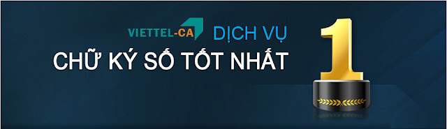 chữ ký số viettel - ca