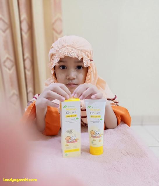Rekomedasi Produk Mama's Choice Rash Cream