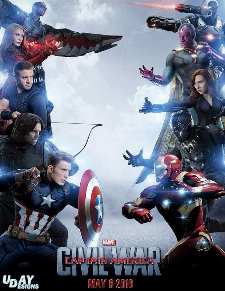 Watch Captain America Civil War Online