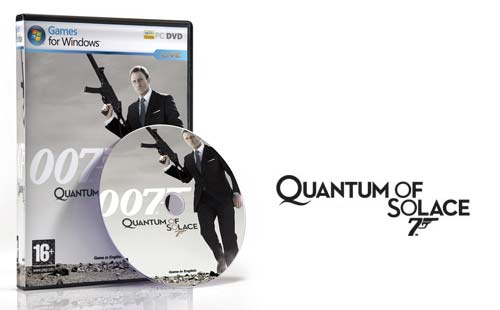 James Bond 007 Quantum of Solace Download for PC