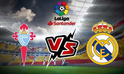 ريال مدريد و سيلتا فيغو بث مباشر