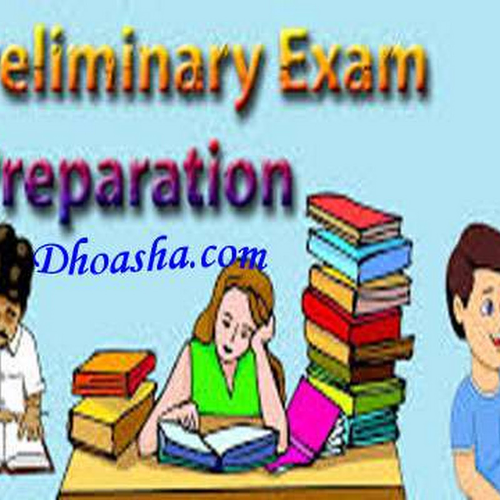 How to take BCS preliminary preparation properly