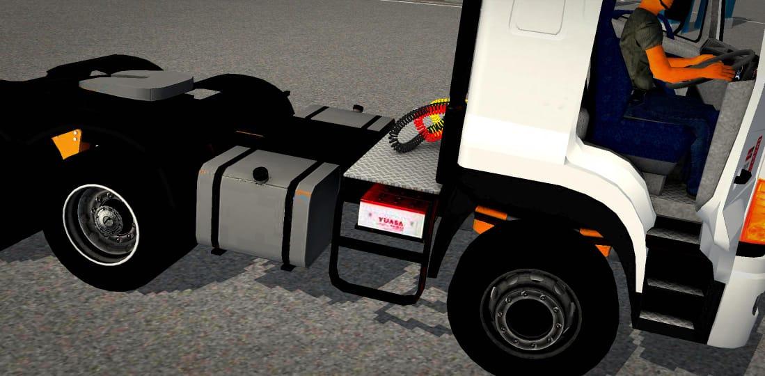 Hino 700, Hino 700 Truck Mod, Hino 700 Mod for BUSSID, Mod Hino 700, Mod Hino 700 BUSSID, Mod BUSSID Hino 700, SGCArena