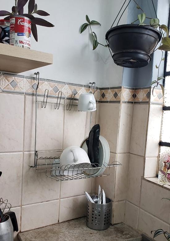 escorredor cozinha