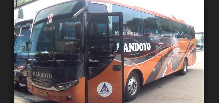 Bus Handoyo No Telepon Agen Trayek Harga Tiket Di