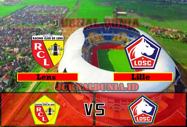 Prediksi Lens vs Lille  ,Sabtu 08 May 2021 Pukul 02.00 WIB