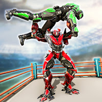 Robot Ring Fighting: Wrestling Games Apk Download for Android