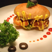 Serving hot dogs sandwich for hot dogs recipe