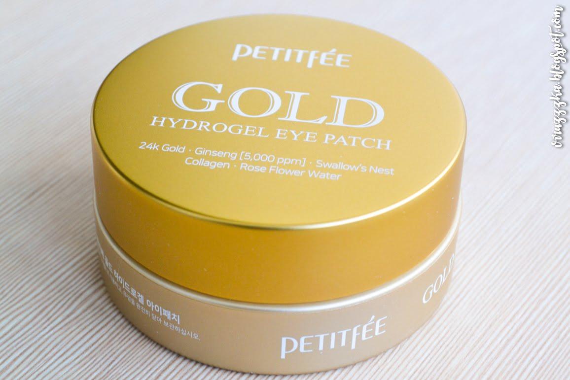 Petitfee Gold Hydrogel Eye Patch iHerb