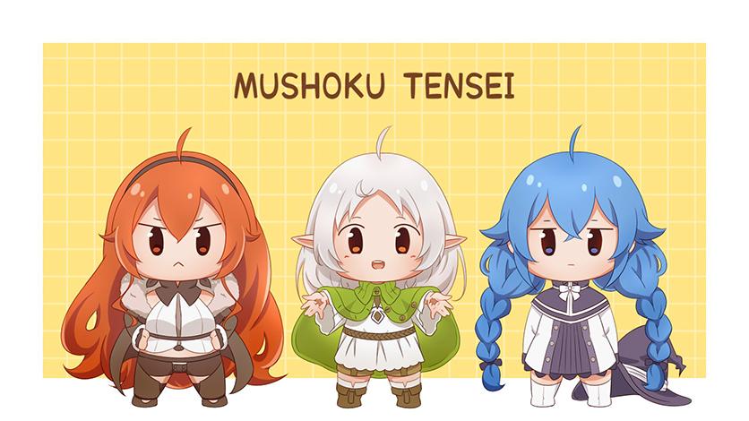 Mushoku Tensei ~ Roxy Datte Honki Desu ~ / Mushoku Tensei ~ Roxy is Serious ~ Mangá Online Capítulo 23