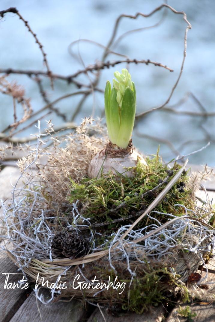 Gartendeko Frühling