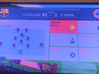 Funny: Barcelona fan avenges the 8-2 defeat by scoring 80 goals vs Bayern on FIFA