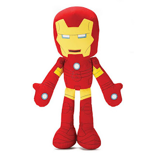 Avon Marvel Avengers Iron Man Talking Plush