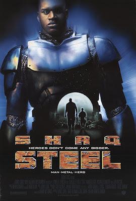 Steel 1997 DVD R1 NTSC Latino