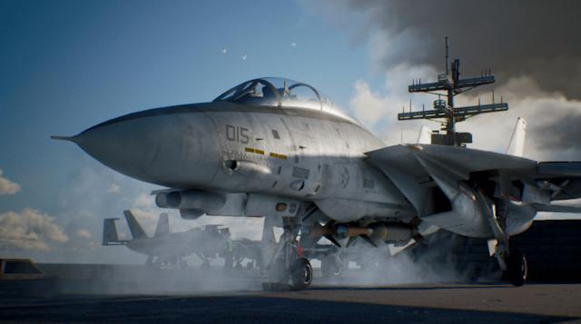 Nuevo Trailer de Ace Combat 7 Skies Unknown