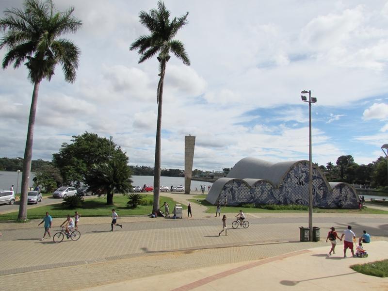 Onde ficar em BH, Lagoa da Pampulha