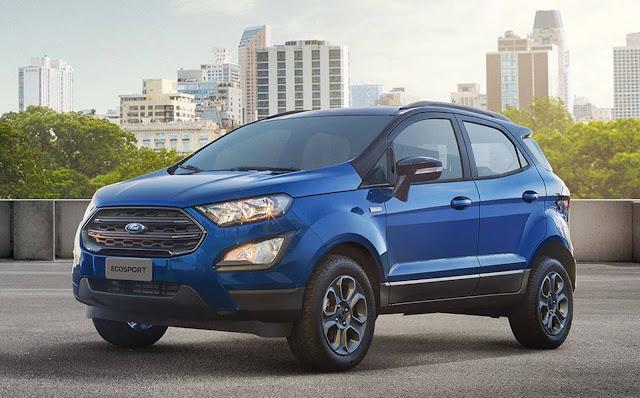Ford EcoSport 2020 100 Anos Automática: preço R$ 89.990