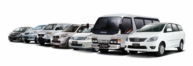 Bisnis travel rental mobil