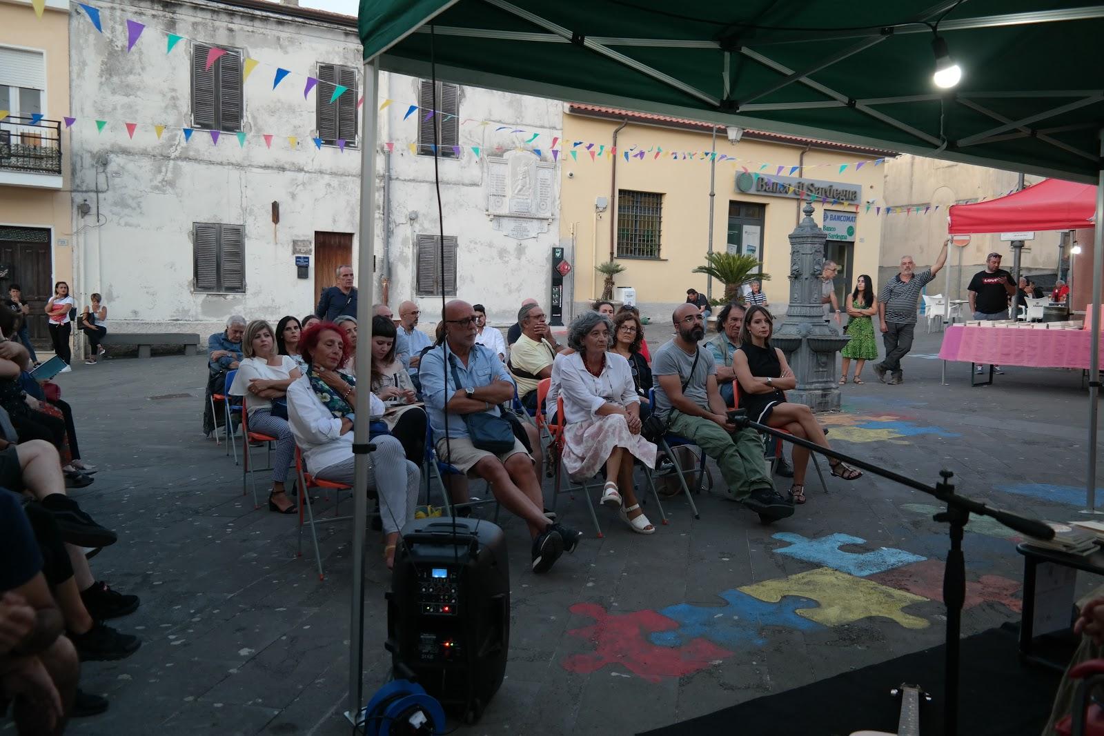 Si è concluso con successo a Tissi il Festival Letterario Sas Puntas