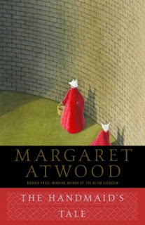 InTori Lex, Book Recommendations, Women's History Month, The Handmaid's Tale, Margaret Atwood